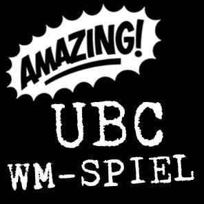 UBC-WM-Spiel