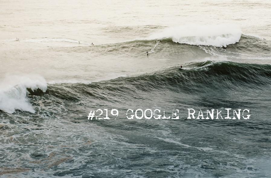 Uncle Bobcast Google Ranking